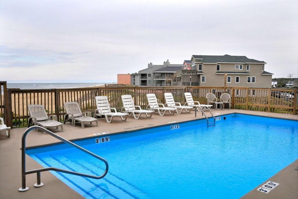 Swimming Pool Bank : Comfort inn south oceanfront hotel outer banks
