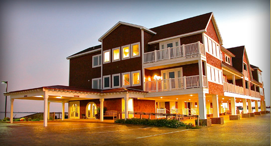 Outer banks hotel in nags head outer banks suites nags for Honeymoon suites in north carolina