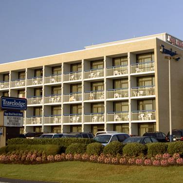 Travelodge Nags Head Beach Hotel